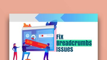 "How to Fix ""Breadcrumbs issues detected"" in Google Search Console"